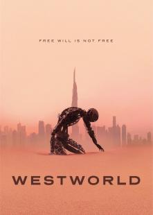 西部世界·高能合集海报图片