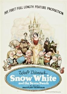 白雪公主海报图片