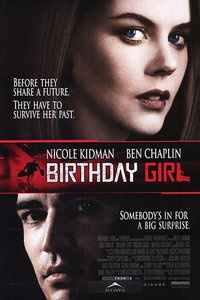 生日女郎海报图片