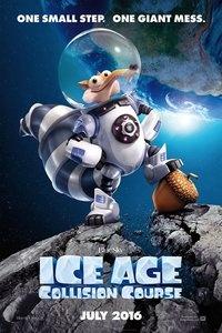 冰川时代5:星际碰撞海报图片