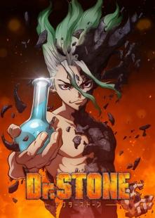 Dr.STONE 石纪元海报图片