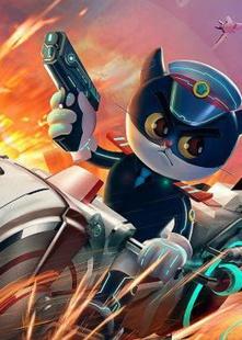 黑猫警长之翡翠之星海报图片