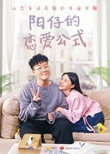 阳仔的恋爱公式海报图片