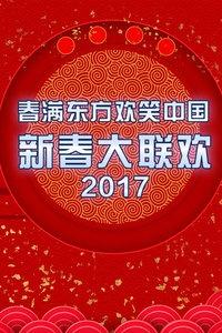春满东方欢笑中国新春大联欢  2017海报图片