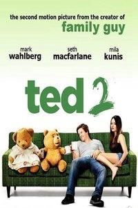 泰迪熊2海报图片