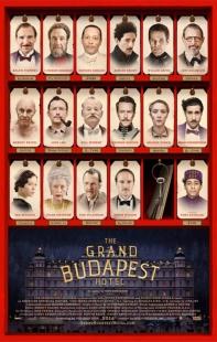 布达佩斯大饭店海报图片