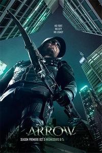 绿箭侠 第五季海报图片