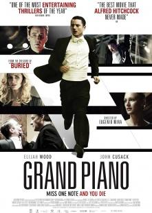 夺命钢琴海报图片