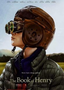 亨利之书海报图片