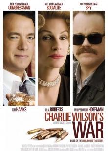 查理·威尔森的战争海报图片