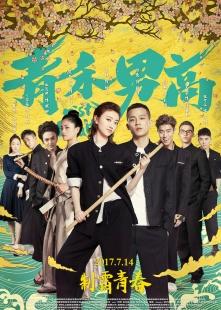 青禾男高海报图片