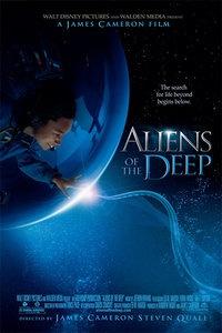 深海异形海报图片
