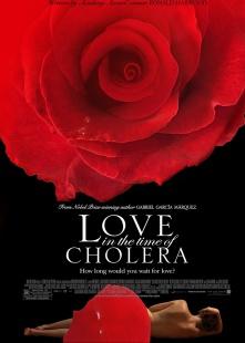霍乱时期的爱情海报图片