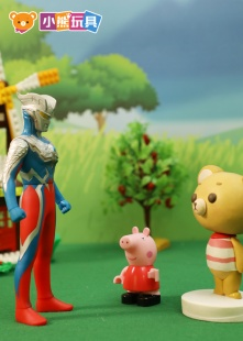 小熊玩具故事海报图片