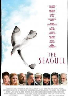 海鸥海报图片
