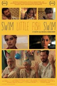 游走的小鱼海报图片