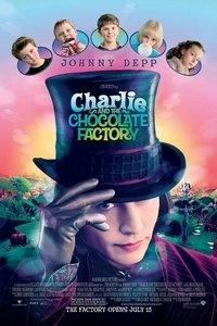 查理和巧克力工厂海报图片
