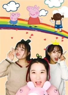 萌萌玩具故事海报图片
