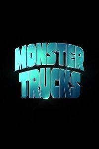 怪兽卡车海报图片