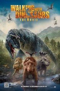与恐龙同行海报图片