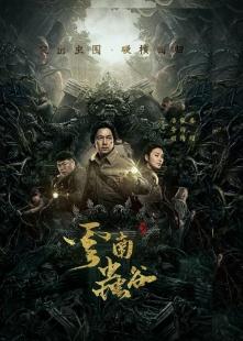 云南虫谷海报图片
