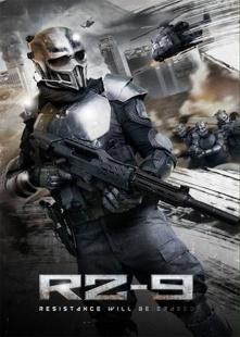 无人机代号RZ-9海报图片