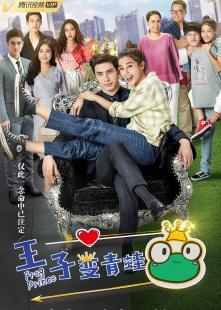 王子变青蛙 泰语版海报图片