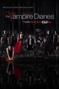 吸血鬼日记 第五季海报图片