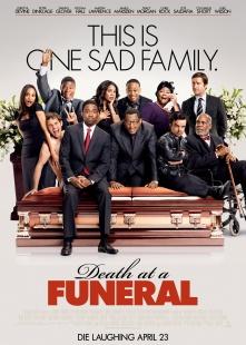 葬礼上的死亡海报图片