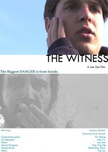 目击者海报图片