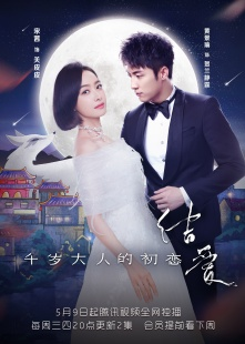 结爱·千岁大人的初恋海报图片