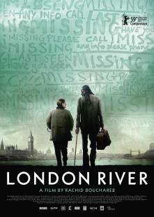 伦敦河海报图片