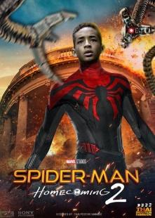 蜘蛛侠:英雄远征海报图片