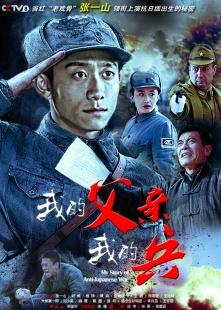 我的父亲我的兵海报图片