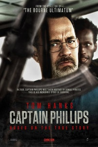 菲利普斯船长海报图片