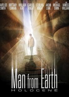 这个男人来自地球:全新纪海报图片