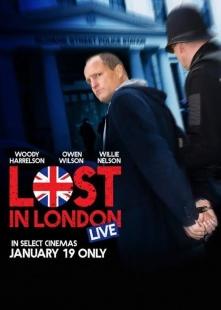 迷失伦敦海报图片